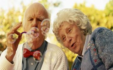 старість може бути приємною