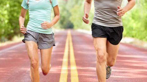 Заняття бігом для омолодження
