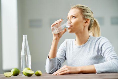 Виводимо воду з організму