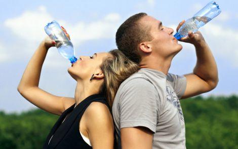 Воду не варто пити після тренувань