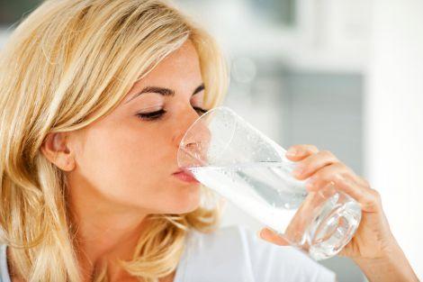 Користь звичайної води для організму