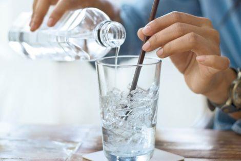 Крижана вода для схуднення