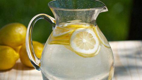 Вода з лимоном від серцевого приступу
