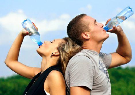 Мінеральна вода призводить до інфаркту?