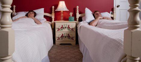Сон на окремих ліжках