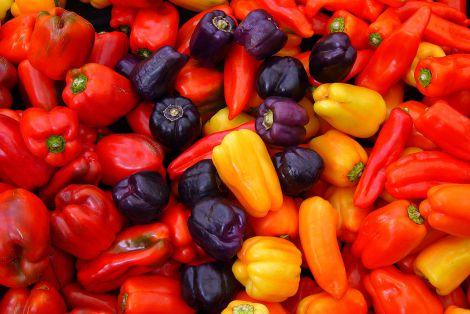 Перець наситить організм вітаміном С