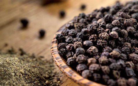 Унікальні властивості чорного перцю
