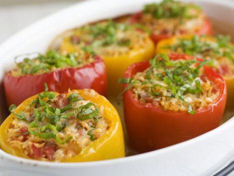 Рецепт смачного фаршированого перцю (ВІДЕО)