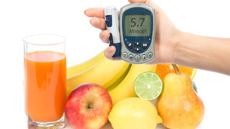 Продукти для людей з діабетом