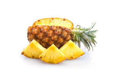 Маска з ананасу