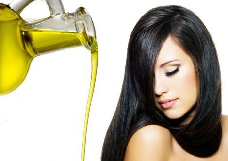 Рослинні олії для волосся