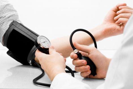 Перепади артеріального тиску