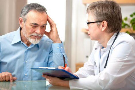Зниження артеріального тиску у літніх людей