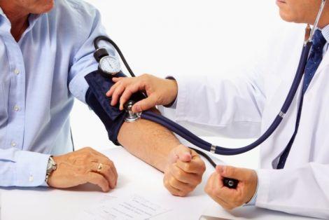 Симптоми підвищеного артеріального тиску