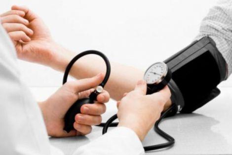 Вимірювання артеріального тиску