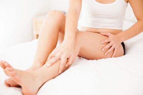 Як пов'язані судоми ніг та печінка?