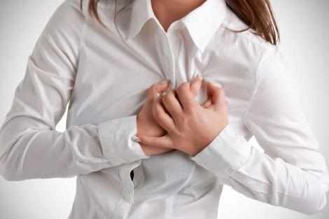 Розвиток інфаркту