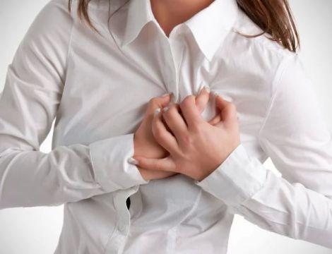 Інфаркт у жінок має ніші симптоми