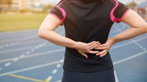 Про користь фізичних вправ при болях в спині розповіли лікарі