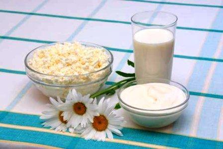 Кефірна дієта від жиру на животі