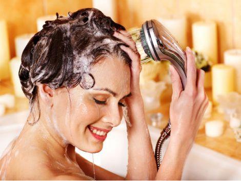 Маска для зміцнення волосся на основі солі