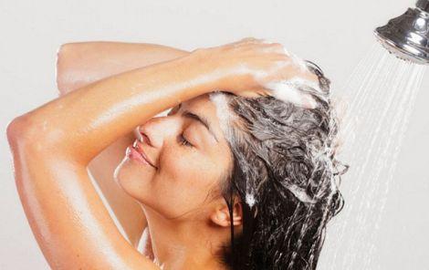 Миття голови за технікою сo-washing