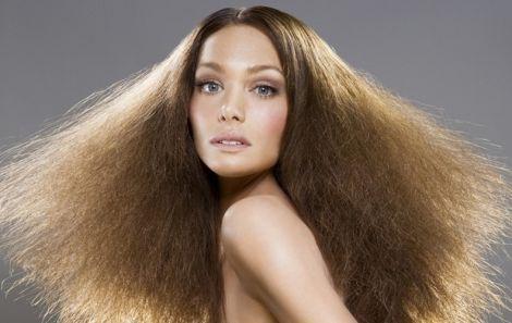Пухнасте волосся
