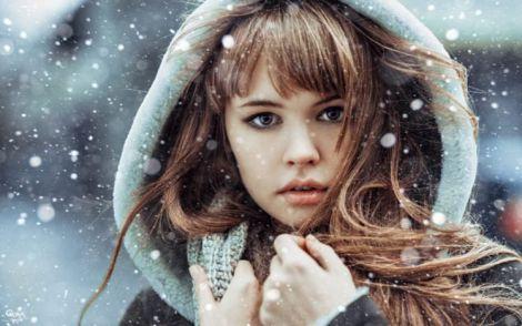 Зимовий догляд за волоссям