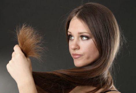 Посічене волосся