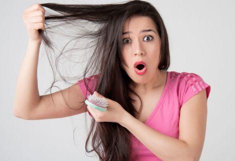 Випадіння волосся турбує багатьох жінок