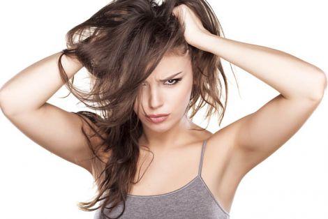 Чому повільно росте волосся?
