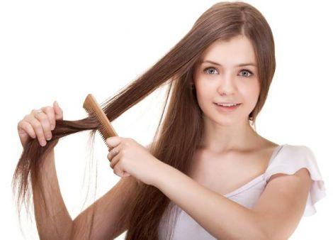 Правильне розчісування волосся