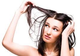 Народні засоби від жирного волосся