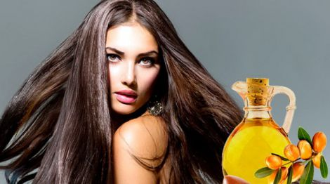 Олії для краси волосся