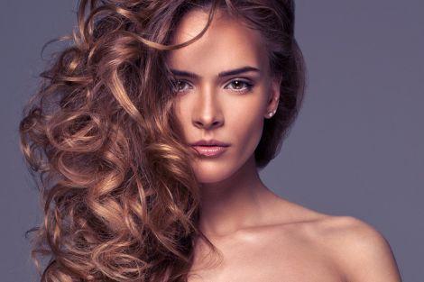 Об'ємне волосся