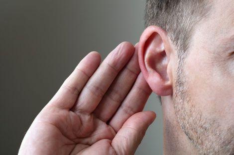 Погіршення слуху