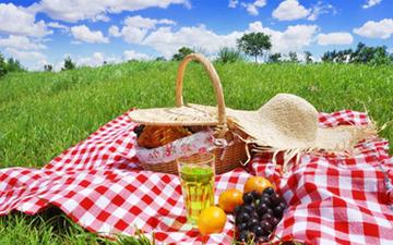 пікнік має бути корисним для здоров'я