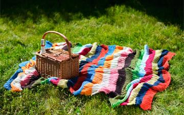 як організувати корисний пікнік