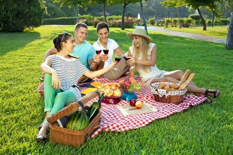 Як на набрати ваги на пікніку?
