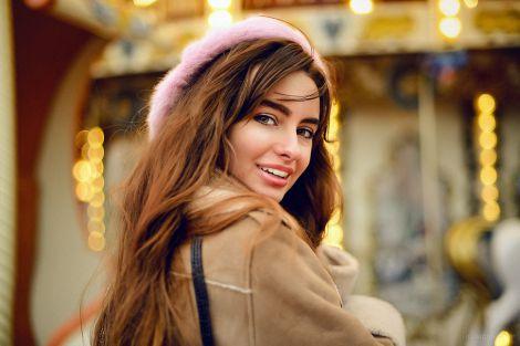 Відома україномовна блогерка Karina Lira