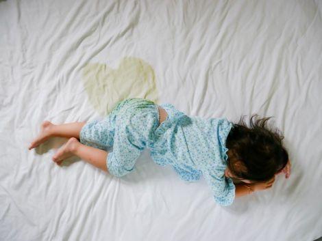 Нетримання сечі у дітей