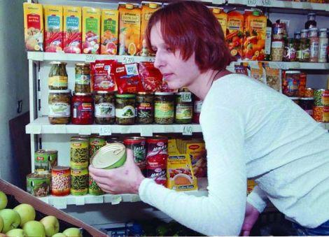 слід уникати надмірного вживання продуктів, які містять консерванти