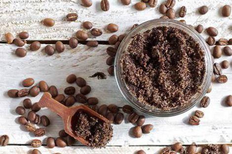 Скраби для тіла з кави