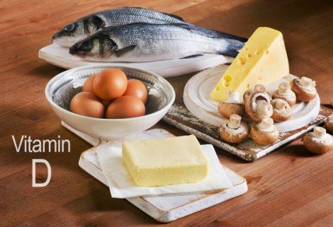 Продукти, у яких міститься вітамін D