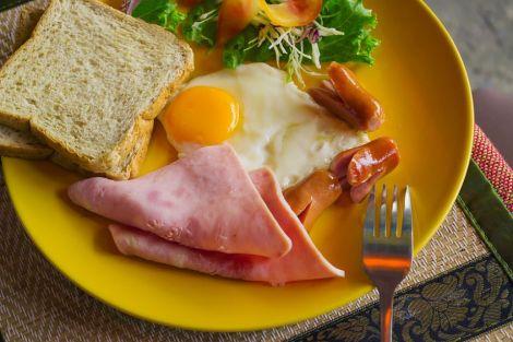 Їжа з великою кількістю холестерину