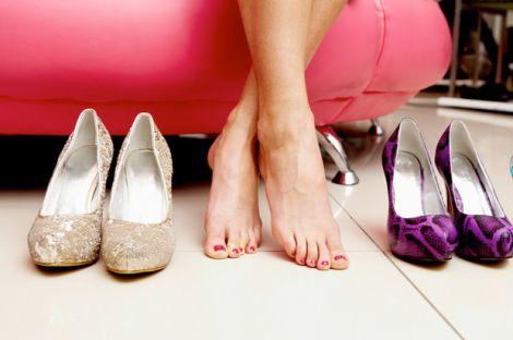 Як розносити нове взуття?