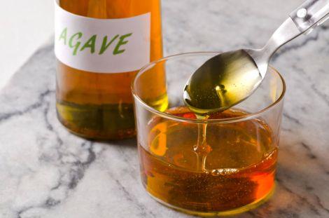 Сироп агави замість цукру