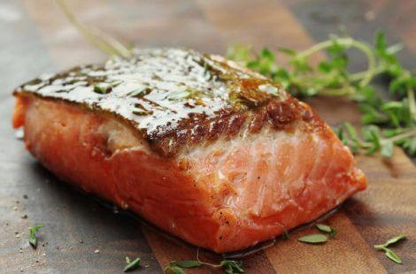Риба корисна для дитячого здоров'я