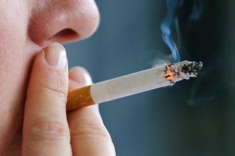 Тютюновий дим від туберкульозу