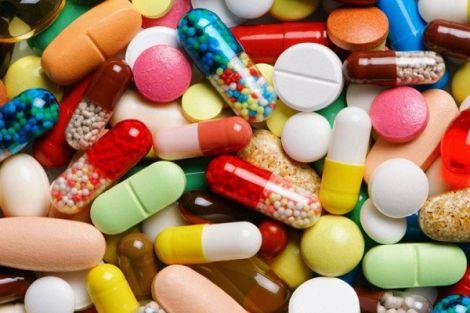 Вітаміни в таблетках